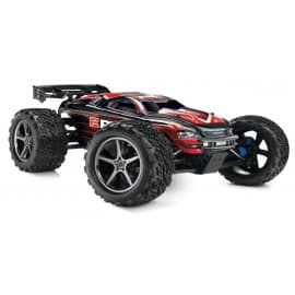 E-Revo 1/10 Scale 4WD Electric Monster Truck Red