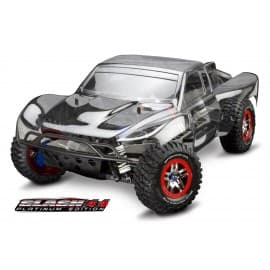 Slash 4x4 Platinum 1/10 Scale Brushless Pro 4WD Short Course Race Truck