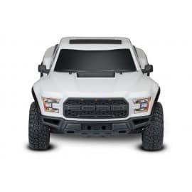 Traxxas Ford F-150 Raptor (2017) 1/10 Scale 2WD Replica Model White