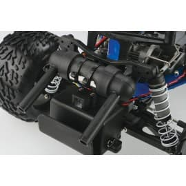 Traxxas Nitro Stampede 1/10 Scale 2WD Monster Truck Red