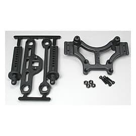 Body Mounts t/E Maxx f/r