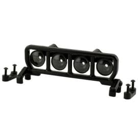 RPM Narrow Roof Mounted Light Bar Set (Black)