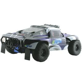 Rear bumper slash 2wd