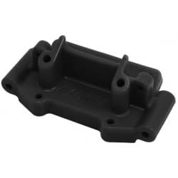 RPM Black Front Bulkhead most Traxxas 1:10 scale 2wd Vehicles