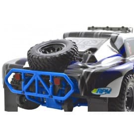 single spare tire carrier for the traxxas slash 2wd 4x4