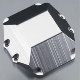 ST RC Aluminum HD Diff Cover Ver. 2 Axial Wraith (Gun Metal)