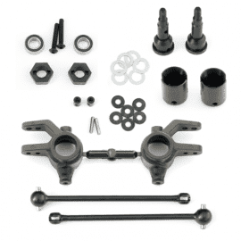 Slash 4x4 m6 driveshaft kit front