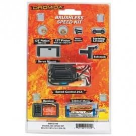 Speed Kit Brushless BX MT SC 4.18