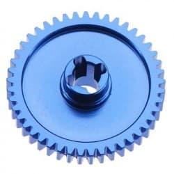 Dromida Aluminum Spur Gear 45T Blue BX/MT/SC4.18