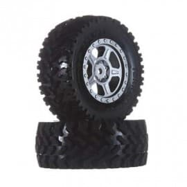 Wheel/Tire Assembled w/Foam Insert DT 4.18