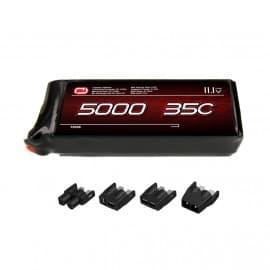 battery lipo 5000mAh 35c 11.1v
