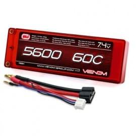 battery lipo 5600Mah 2S