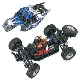 Dromida Brushless Desert Baja Buggy 4WD DB4.18BL, 1/18 scale RTR, 2.4GHz w/Battery/Charger