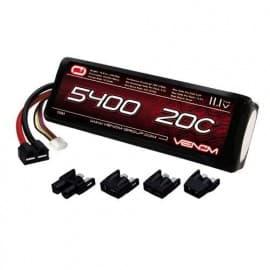 battery lipo 5400Mah 3S 20C