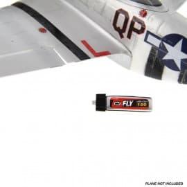 LiPO 1S 3.7V 150mAh 30C Blade MCX Plug Fly