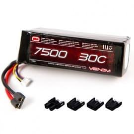 battery lipo 7500Mah 3S 30C