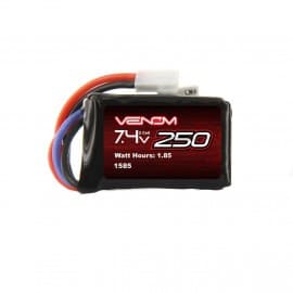 250 maH 7.4 Lipo Mini