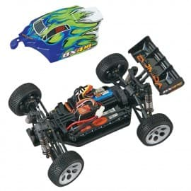Dromida Brushless Buggy 4WD BX4.18BL, 1/18 Scale RTR, 2.4GHz W/Battery/Charger