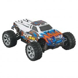 Dromida Brushless Monster Truck 4WD MT4.18BL, 1/18 Scale RTR, 2.4GHz W/Battery/Charger