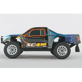 Dromida Brushless Short Course Truck 4WD SC4.18BL, 1/18 Scale RTR, 2.4GHz W/Battery/Charger
