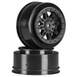 2.2/3.0 Raceline Renegade Wheels 41mm Black (2)