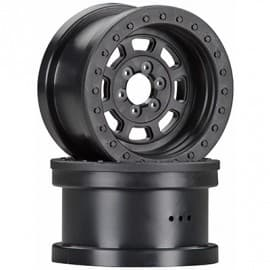 2.2 Trail Ready HD Series Wheels Black (2)