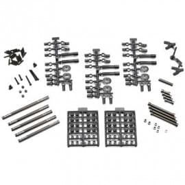 Aluminum Wheelbase Links Set 11.4 (290mm)