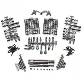 "Axial Aluminum Wheelbase Links Set 12.3"" (313mm) SCX10"