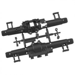Axial Rear Axle Case Set XR10