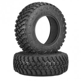 2.2/3.0 Hankook Mud Terrain Tires 34mm R35 (2)