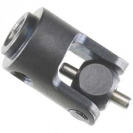 AX10 metal driveshaft yoke