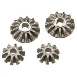 Axial Differential Gear Set Yeti EXO