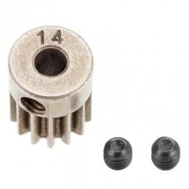 Axial Pinion 48P 14T Steel