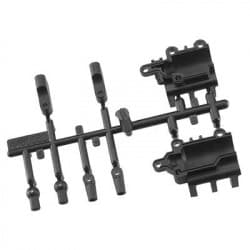 Axial Axle Case Cap Set XR10