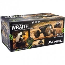 WRAITH 1/10 electric crawler