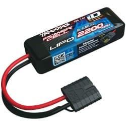 Traxxas LiPo 2S 7.4V 2200mAh 25C w/iD Connector