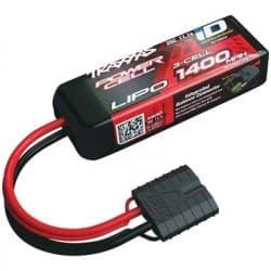 Traxxas LiPo 3S 11.1V 1400mAh 25C w/iD Connector