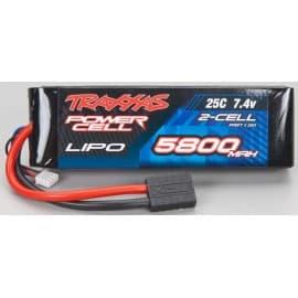 battery lipo 5800Mah 2S