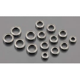 Bearings 4x8mm (2)/6x10mm (8)/8x12mm (5)