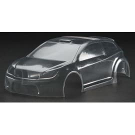 Body LaTrax Rally Clear Decals
