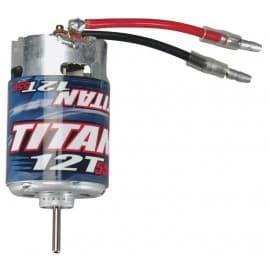 motor titan 12T 550