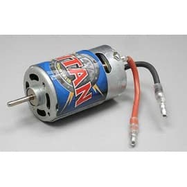 titan motor 550 23T / 14V