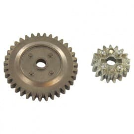 Steel Spur Gear, 35T and 17T