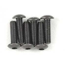 Traxxas Button Head Screw 3x10mm Revo (6)