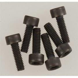Traxxas Cap Head Machine Screw 2.5x8mm Revo (6)