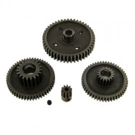 RS10 Steel Gear Set with 10T Pinion