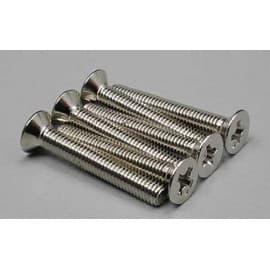 Traxxas Machine Screw 3x20mm Nitro Rustler (6)