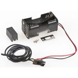 Battery Holder 4-Cell On/Off Switch