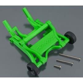 wheelie bar green rustler