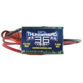 Thunderbird 36 esc